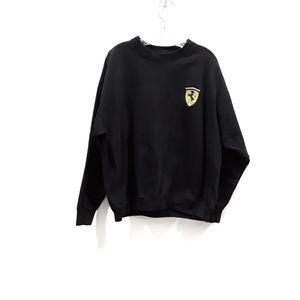 Ferrari | vintage crewneck sweatshirt 1996